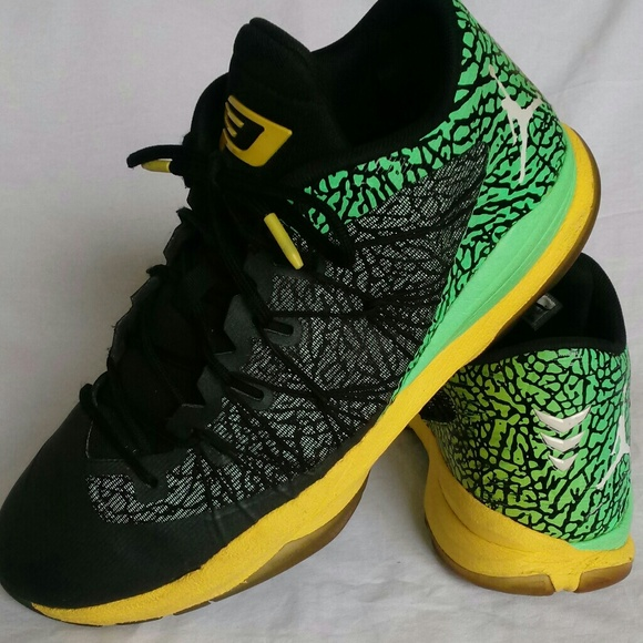 d76a6d33890 Air Jordan Shoes | Nike Jordan Cp3 Vii 7 Brazil Pack Sz 12 | Poshmark